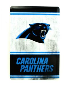 NFL Carolina Panthers Tin Sign