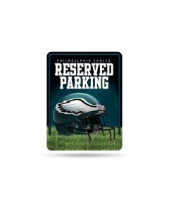 NFL Philadelphia Eagles Metal Parking Sign