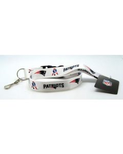 NFL New England Patriots Lanyard-Retro