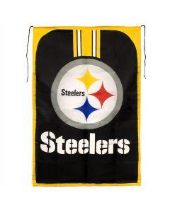 NFL Pittsburgh Steelers Fan Flag