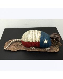 Texas Decor - Poly Texas Armadillo XF-R0003