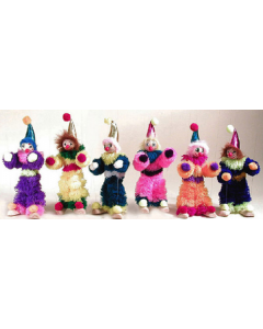 Puppets - Clown - Only sold by the Dozen