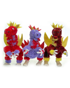 Puppets - 4 Legged Dragon - Only sold by the Dozen