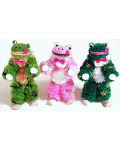 Puppets - Frog - Only sold by the Dozen
