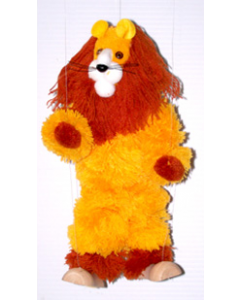 Puppets - Lion - Yellow Only - Only sold by the Dozen