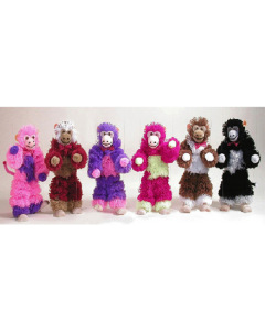 Puppets - Monkey - Only sold by the Dozen