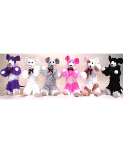 Puppets - Mouse - Only sold by the Dozen