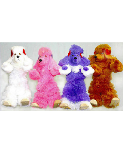 Puppets - Poodle - Only sold by the Dozen