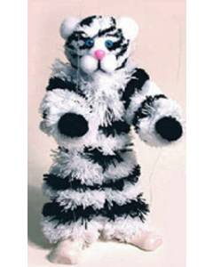Puppets - White Tiger - Only sold by the Dozen