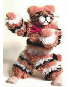 Puppets - Tiger - Only sold by the Dozen
