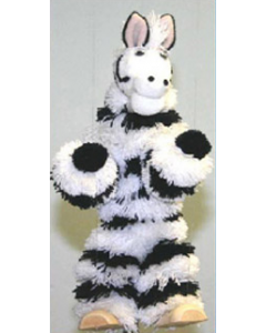 Puppets - Zebra - Only sold by the Dozen