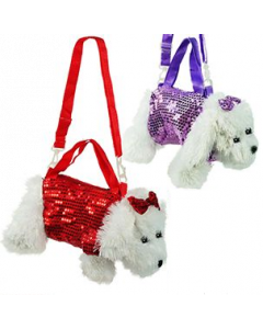 Purse - Animal Sequin