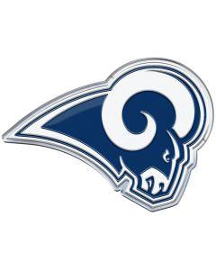 NFL Los Angeles Rams Auto Emblem - Color