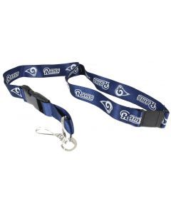 NFL Los Angeles Rams Lanyard - Blue