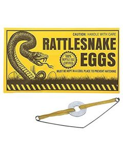 Rattle Snake Eggs SOLD BY THE DOZEN