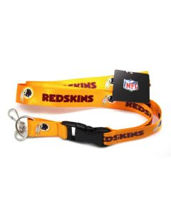 NFL Washington Redskins Lanyard - Yellow