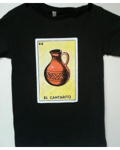 El Cantarito Loteria T-Shirt