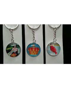 KC (Keychain) - Loteria - KY243C SOLD BY THE DOZEN