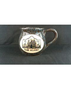 Mug - San Antonio Alamo Pot Belly