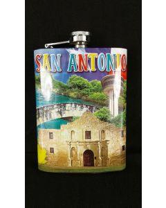 San Antonio Flask