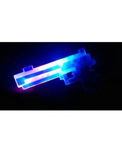 Flash Pixel Gun 7209 W/Battery