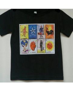 Loteria Kids Multi-Print T-Shirt - Boys