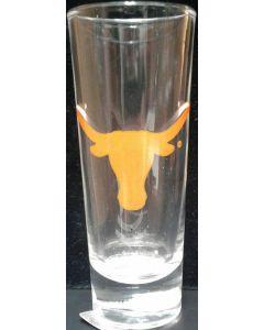 NCAA UT Longhorns Shooter Shot Glass