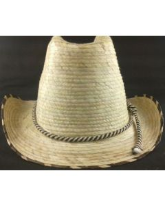 Straw Hat - Kids Cowboy - Made In Mexico