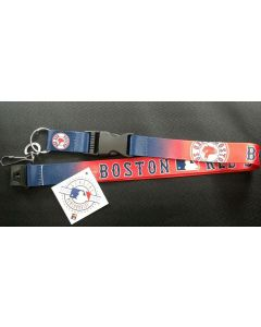 MLB Boston Red Sox Crossover Lanyard