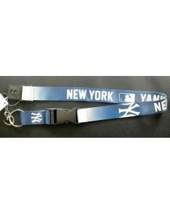 MLB New York Yankees Crossover Lanyard