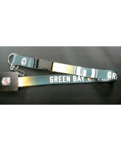 NFL Green Bay Packers Crossover Lanyard