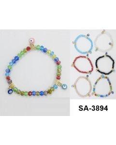 Bracelet - Eye SA-3894 SOLD BY THE DOZEN