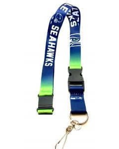 NFL Seattle Seahawks Crossover Lanyard