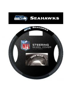 NFL Seattle Seahawks Steering Wheel Cover