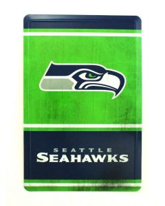 NFL Seattle Seahawks Tin Sign