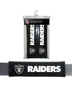 NFL Oakland Raiders - Seatbelt Pads