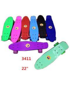 Skate Board - Plastic 3411