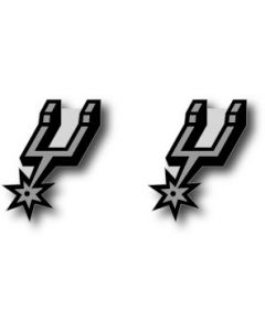 NBA San Antonio Spurs Earrings - Post