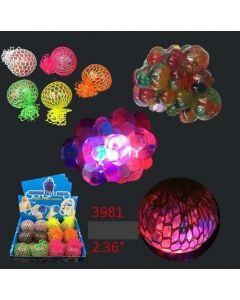 Crazy Squib Ball w/Light 3981