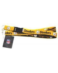 NFL Pittsburgh Steelers Two Tone Lanyard