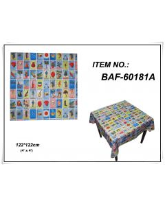 Loteria Table Cover-SM