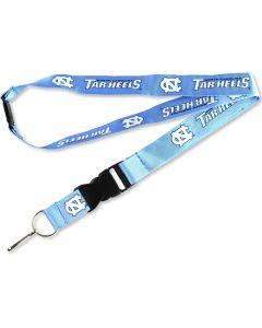 NCAA North Carolina Tar Heels - Lanyard