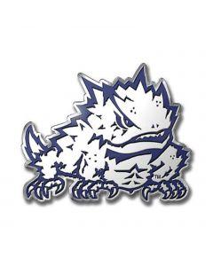 NCAA TCU - Horned Frogs Auto Emblem - Color