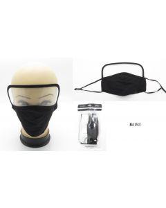 Face Mask - Mask w/EYE SHIELD SOLD BY THE DOZEN