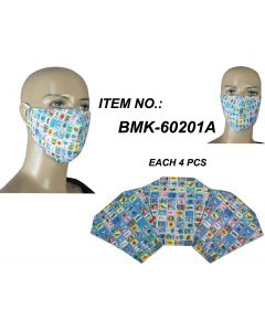 Face Mask - Loteria SOLD BY THE DOZEN
