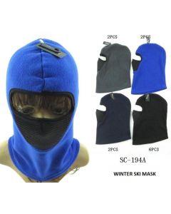 Mask - Fleece SC-194A SOLD BY THE DOZEN