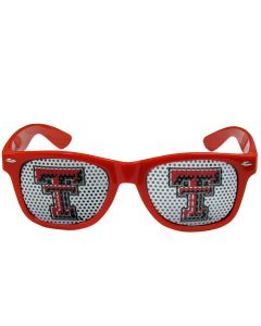 NCAA Texas Tech Game Day Shades / Sunglasses