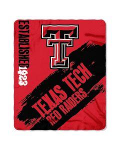 NCAA Texas Tech - Red Raiders Throw Blanket