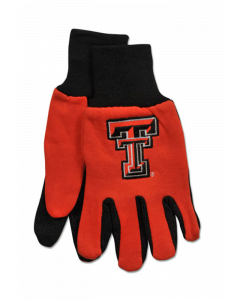 NCAA Texas Tech Red Raiders Utility Gloves