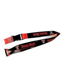 NCAA Texas Tech - Red Raiders Two-Tone Lanyard